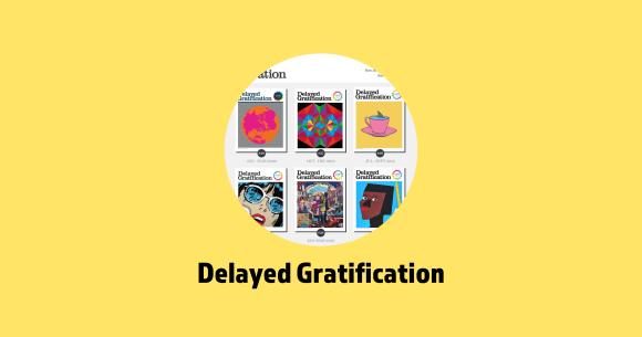 スロージャーナリズムマガジン Delayed Gratification