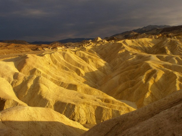 Photo of Zabriskie Point in Death Valley National Park | Marsha J Black