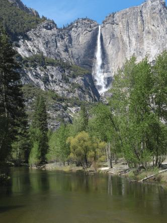 Upper Yosemite Falls, Yosemite National Park | Marsha J Black