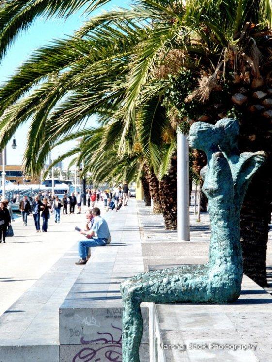 Art and Life in Barcelona   Marsha J Black