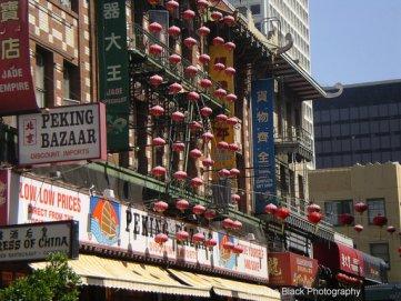 Chinatown, San Francisco   Marsha J Black