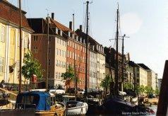 Life on the Canals in Copenhagen, Denmark | Marsha J Black