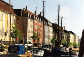 Life on the Canals in Copenhagen, Denmark | Marsha J Black