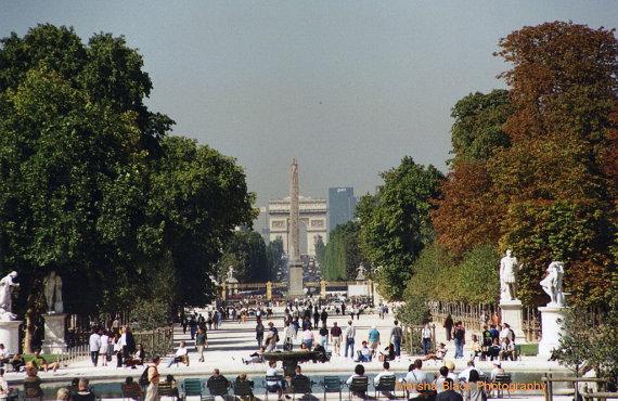 Paris and Les Champs Élyseés ...More
