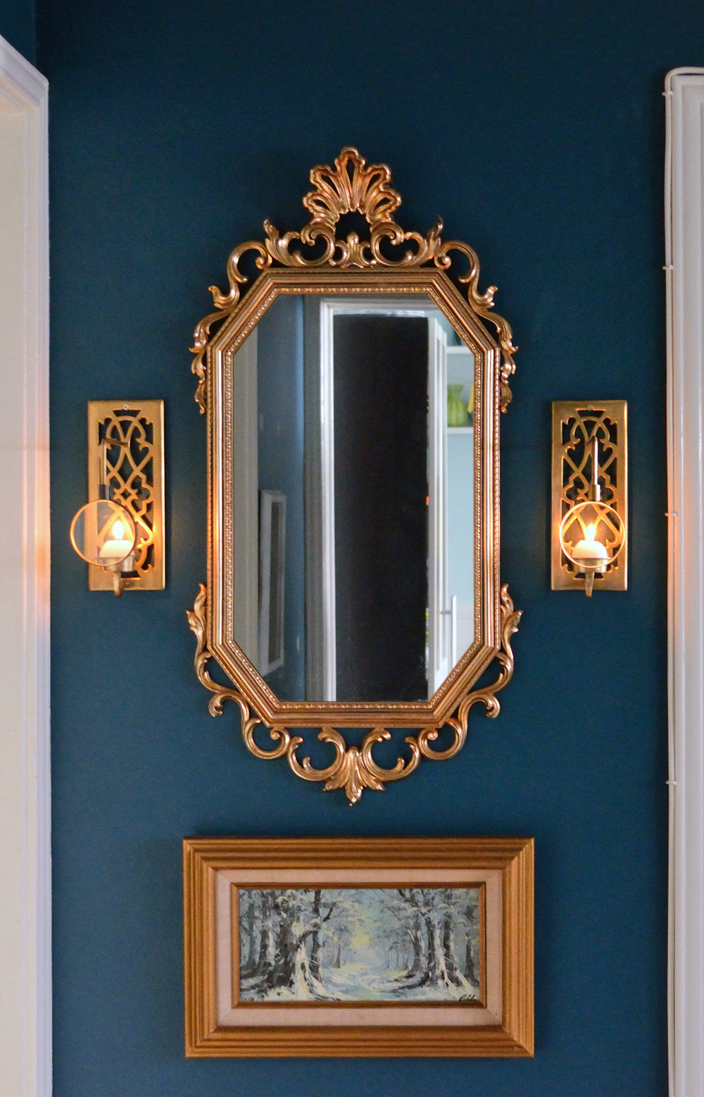 Brass-Sconces