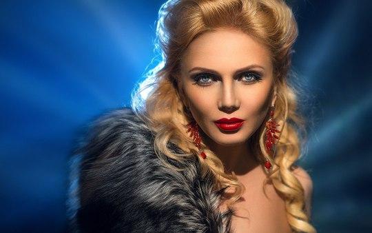Maria Klochkova by Alexander Talyuka