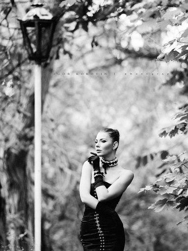 Irina Olishchuk by Igor Korovin