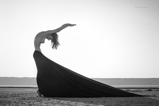 Irina Olishchuk by Andrei Stanko