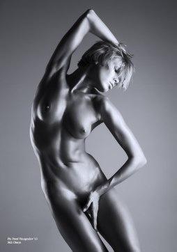 Oksana Chucha by Pavel Vinogradov