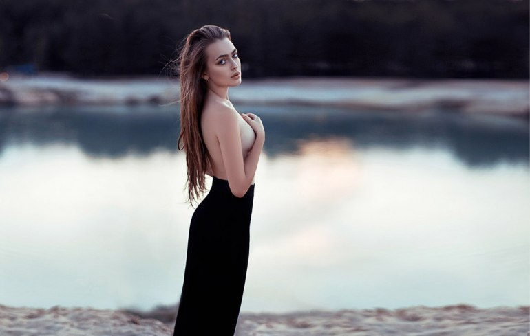 Photo: Irina Vladimirovna - Model: Alyona Kurilyak
