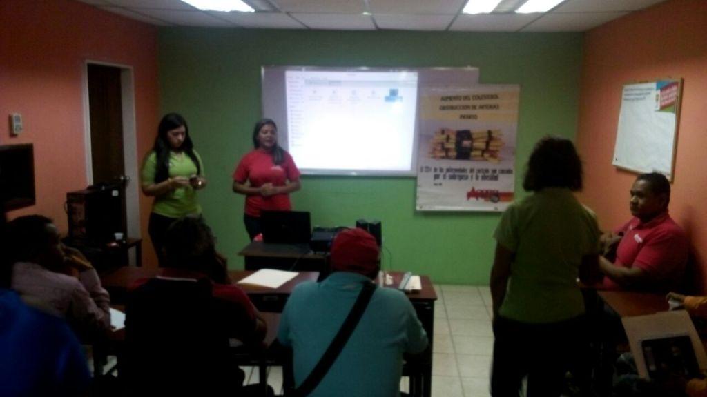 Equipo de empresas RONCA se reunió en Falcón