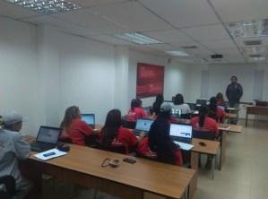 """VIT brinda """"Formación Básica de Informática y Software Libre"""" a su personal"""