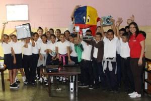 Con éxito culminó Tecnología Educativa en la escuela Punto Fijo