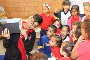 Escuela Monseñor Iturriza inicia Tecnología Educativa