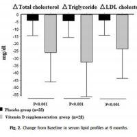 Vitamine D en statines