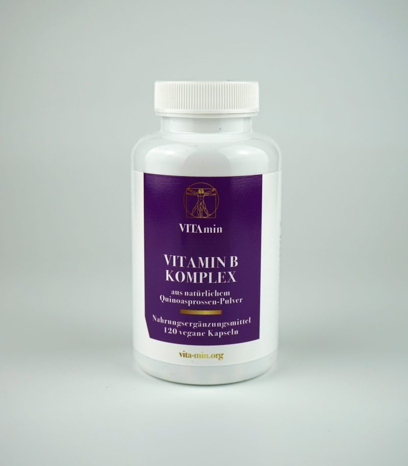 Vitamin B Komplex aus Quinoasprossen