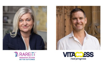 Early access innovator, RareiTi, and innovative research organization, Vitaccess, partner on real-world data services in rare disease