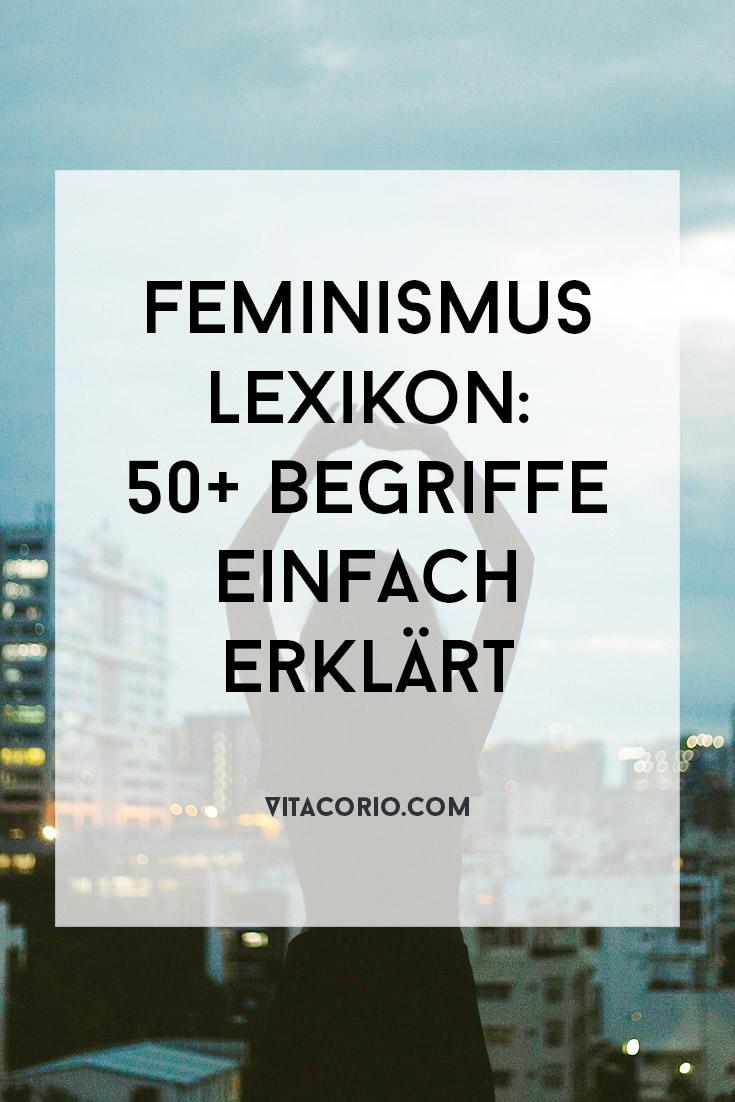 Feminismus Lexikon