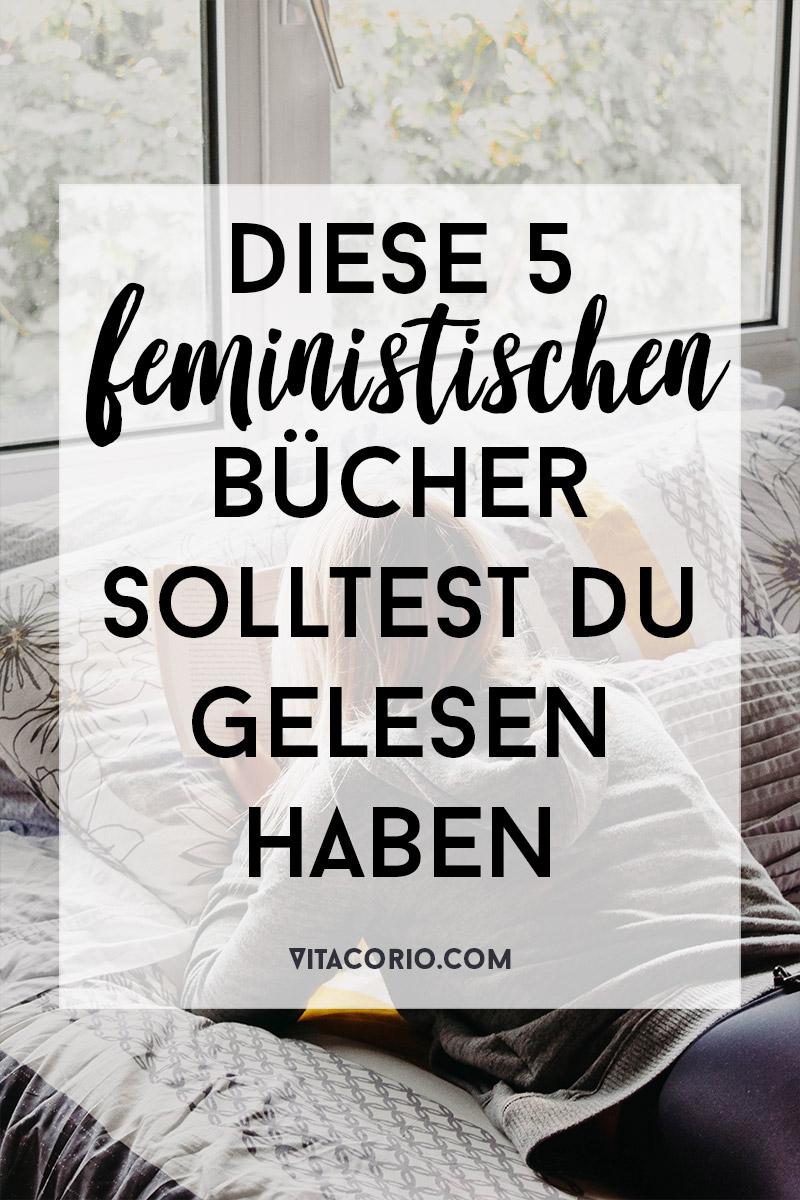 feministischen Bücher