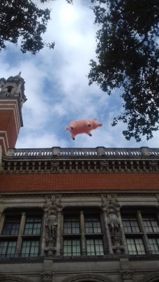 Pink Floyd Press announcement Victoria and Albert Museum 2016 © Paola Cacciari