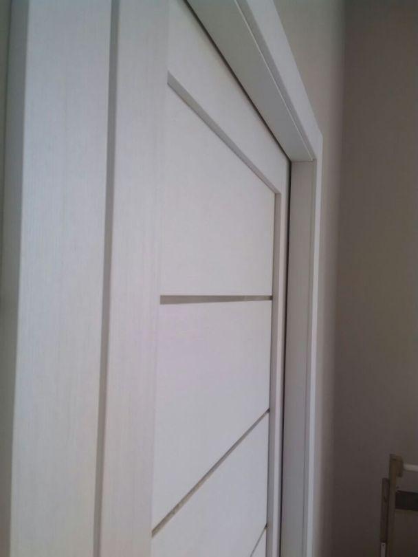 Обрамление раздвижной двери