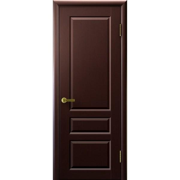 Дверь межкомнатная Валенсия 2 Венге Глухая | ПЕНАЛ КАССЕТЫ ...