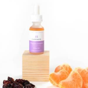 Cannaste Tangerine CBD Tincture