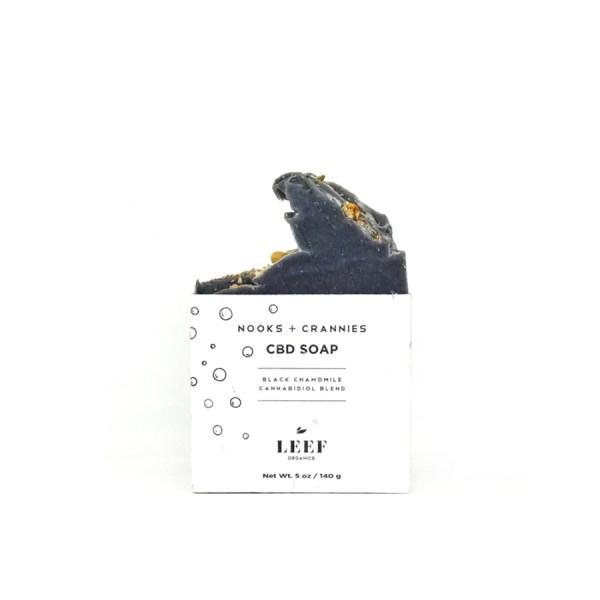 CBD Soap Black Chamomile