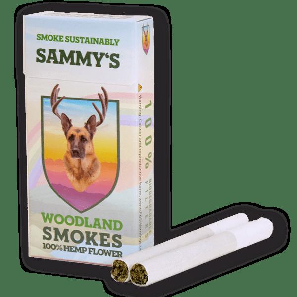 SAMMY'S WOODLAND Hemp Smokes