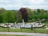 The gardens at Sanssouci.