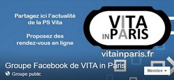 VITA in Paris sur Facebook