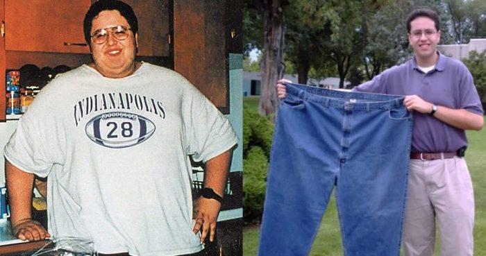 Jared Fogle Abnehmen mit Subway, Gewicht verlieren mal anders