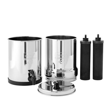Travel Berkey Filter 1½ Gallons - Black BB9 image