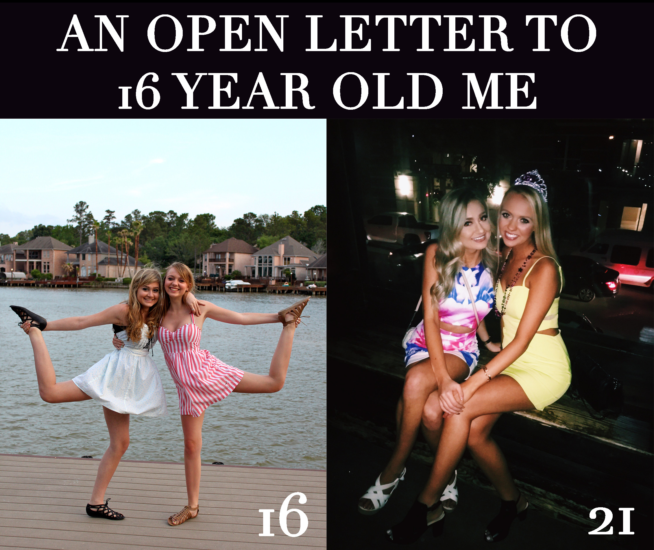 An Open Letter to 16 Year Old Me | The Lipstick Tales