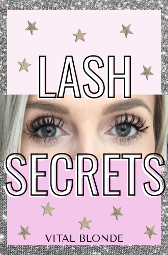 ALL MY LASH SECRETS