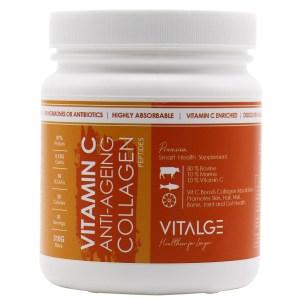 Collagen plus Vit C