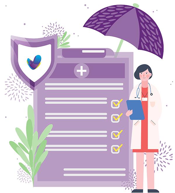 Dra Violeta plan de salud