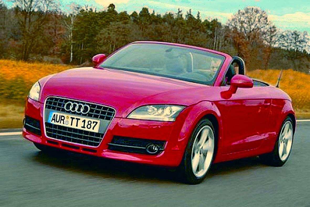 Audi TT Wochenende