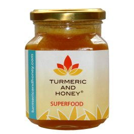 Turmeric and Honey Superfood