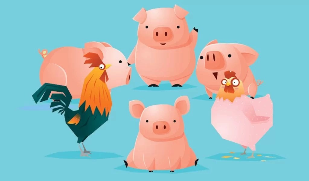Scrum Teams Aren't Chickens and Pigs