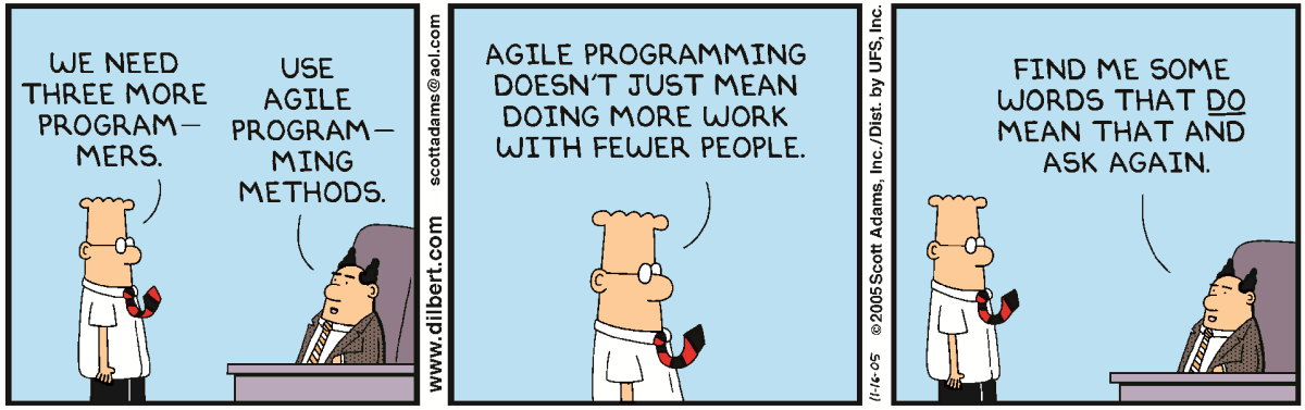 challenges with agile managers don't understand it