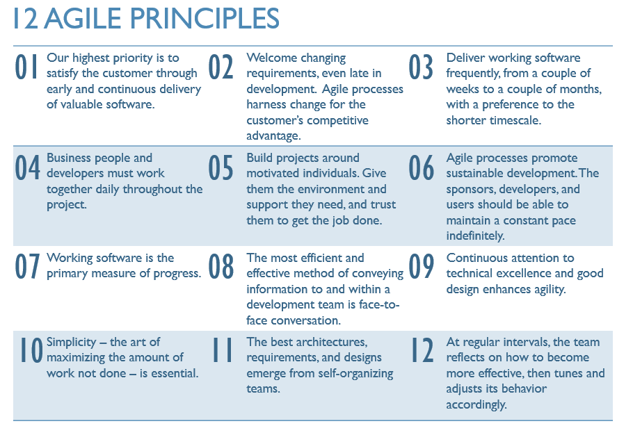 12 Agile Principles - We Are Using Agile - Why Are Things Getting Worse?