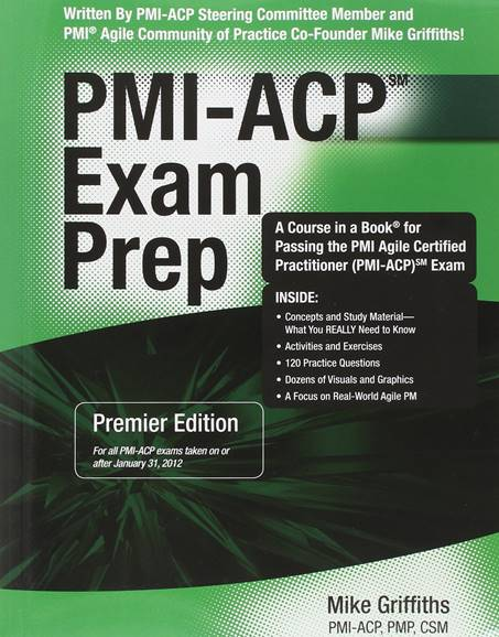 PMI-ACP Certification Exam Preparation Guide as a self-study alternative to Training