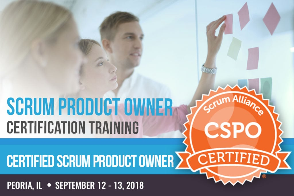 Certified Scrum Product Owner (CSPO) Training