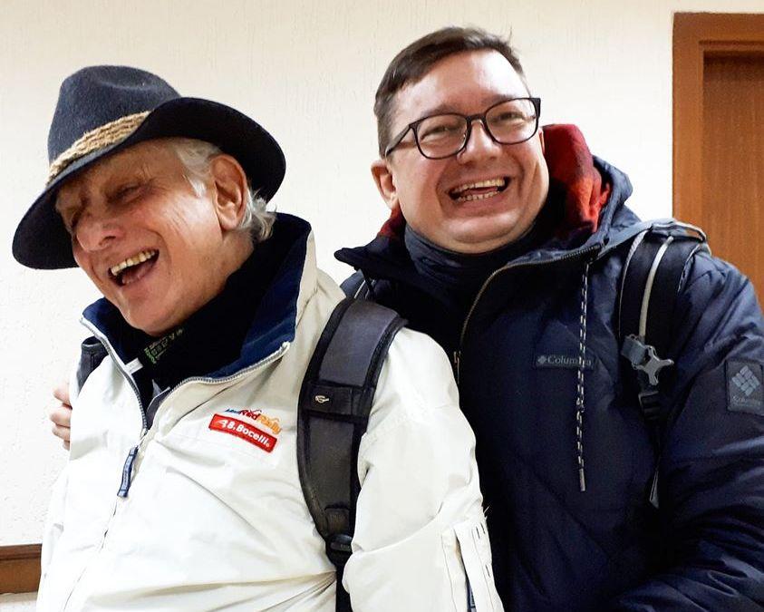 Семинар Ленни Равича из Израиля, в Одессе ноябрь 2018.