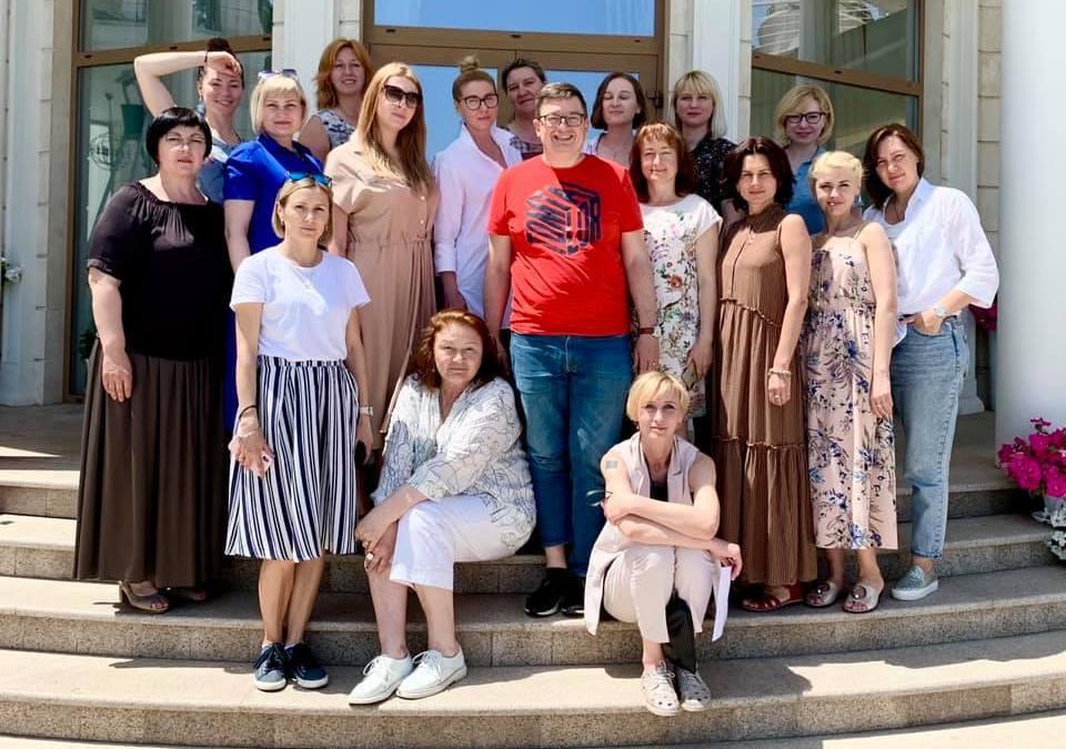5-й выпуск гештальт-программы в Одессе