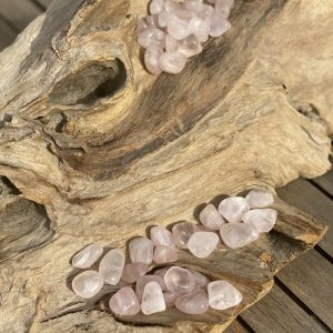 Rose Quartz Crystal