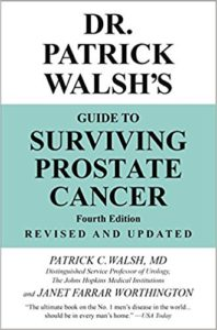 Guide to Surviving Prostate Cancer Book