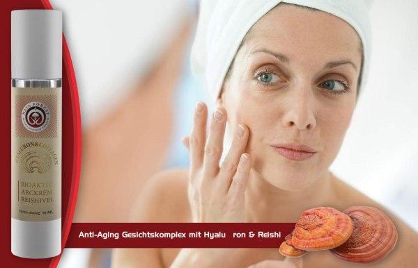 Vegane Kosmetik mit Vitalpilzen
