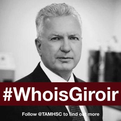 Giroir photo for twitter contest